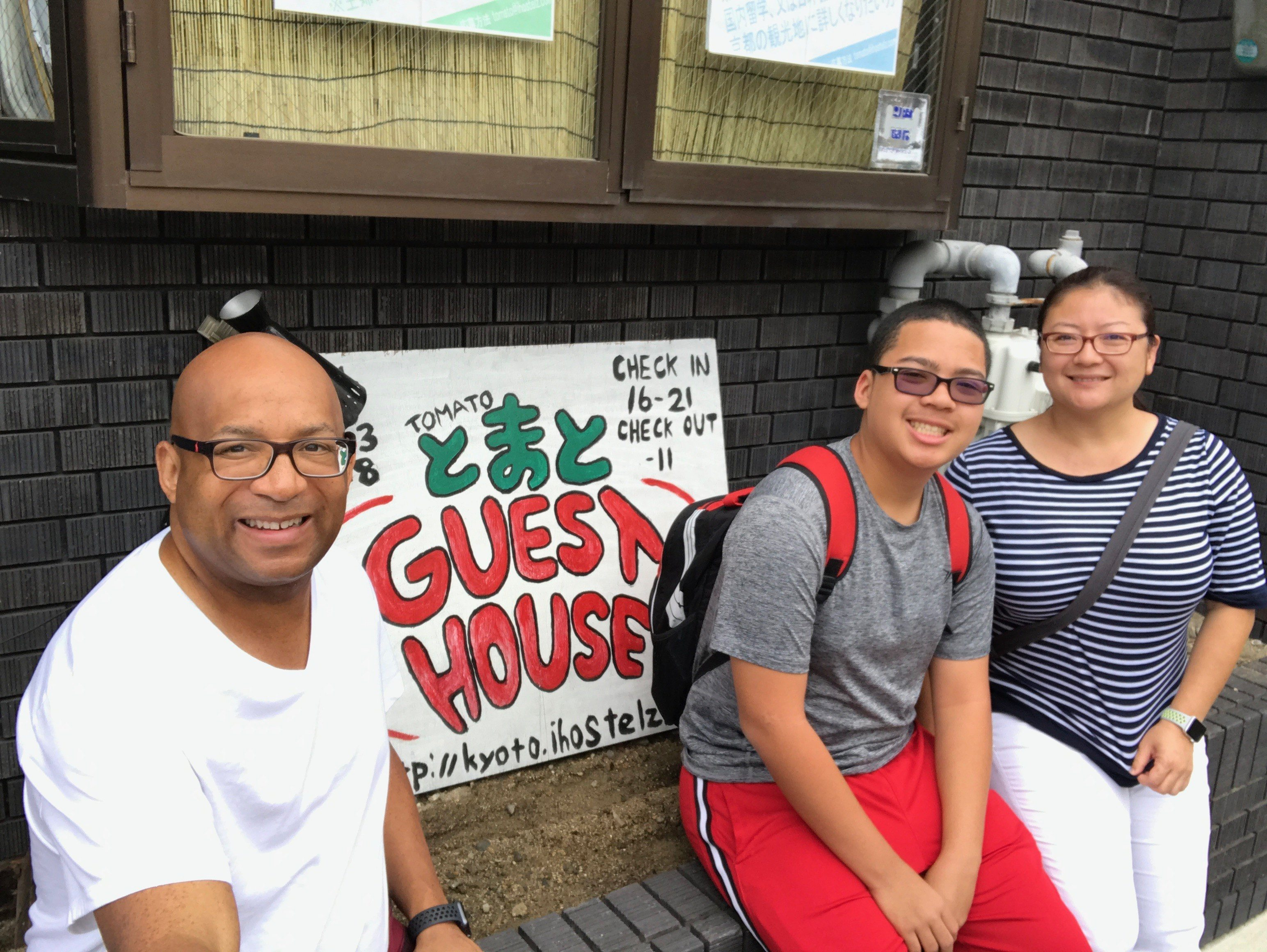 Where Should You Stay In Japan - The Tomato Kyoto Guest House