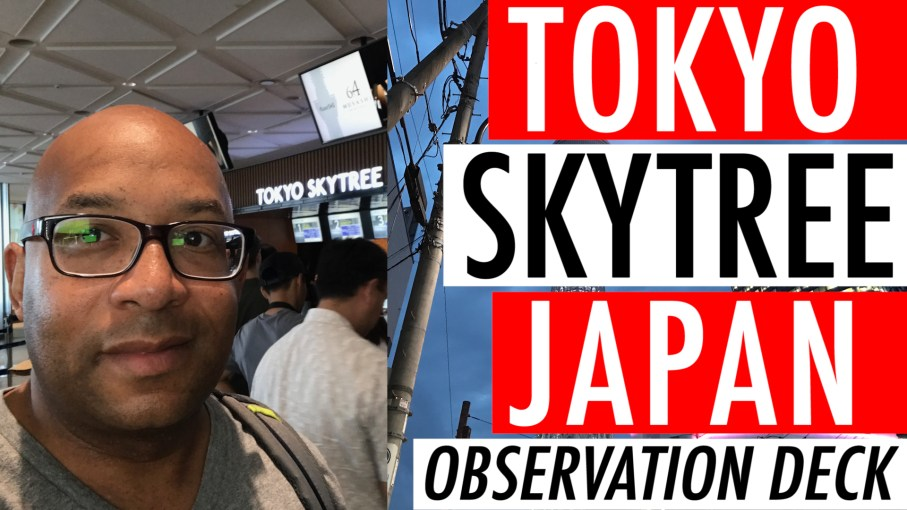 Tokyo Skytree: Cool Things To Do In Tokyo Japan: Must Do In Tokyo Video