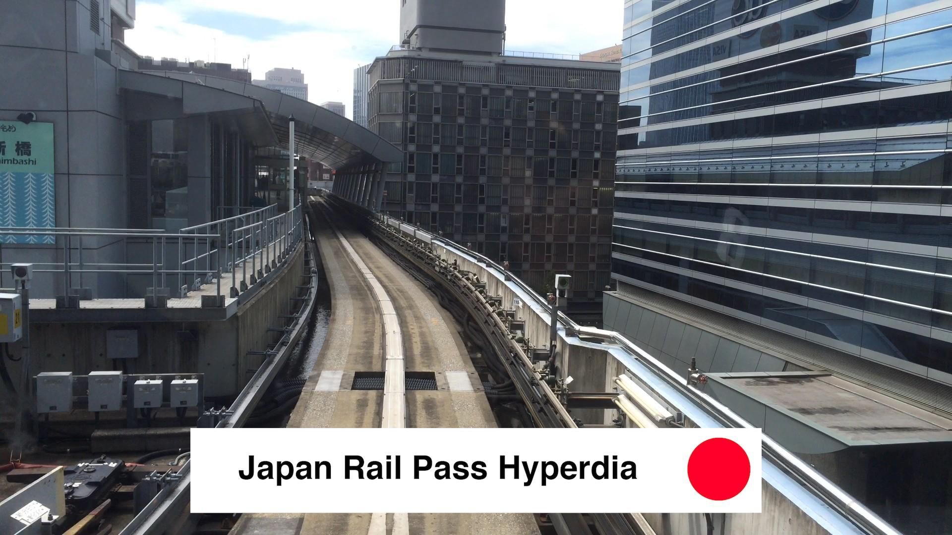 Japan Rail Hyperdia - Where To Buy Japan Rail Pass How To Use JR Pass In Tokyo. JR Pass Price