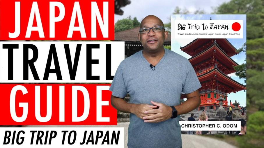 Japan Travel Guide Book - Tourism Guide, Travel Vlog