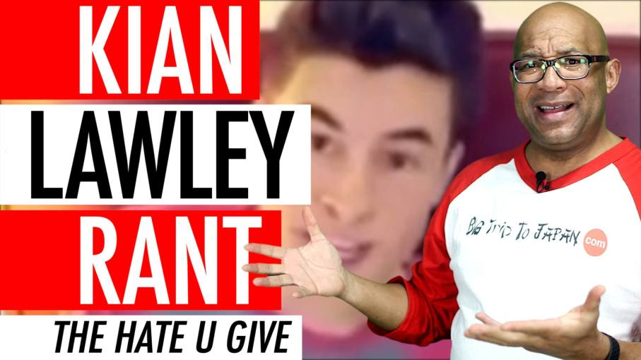 Kian Lawley Racist Video Cuts Him From The Hate U Give Movie Cast 2018 - Important YouTube Message ⚠️