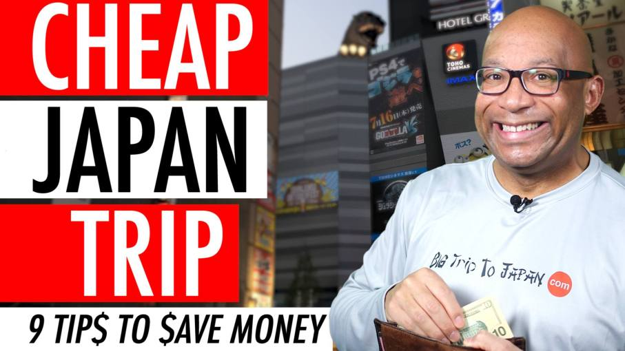 Planning A Cheap Trip To Japan On A Budget Travel Hacks 2018 - 9 Tips To Crush It + Save Money 🚶 🚌 🚅