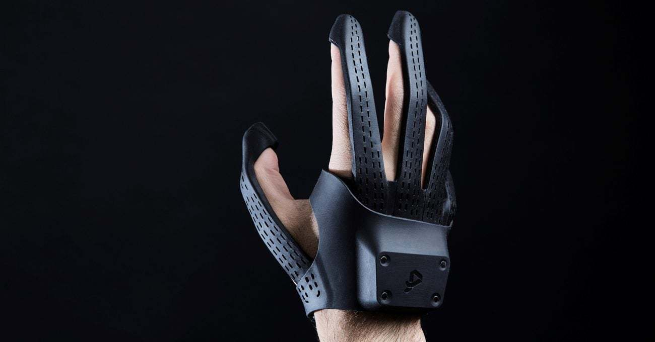 Plexus VR Eldivenleri Sanal Gerçekliği Parmak Uçlarına Taşıyor • Bigumigu