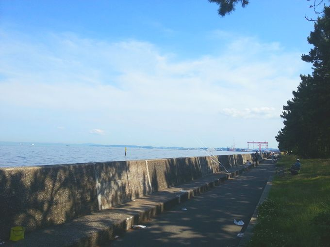 福浦岸壁の様子2