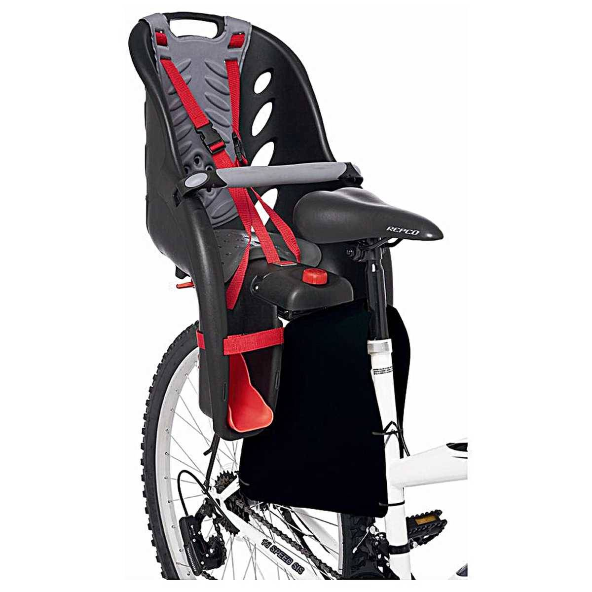 Chair Bike Repco Sport Deluxe Bicycle Child Seat