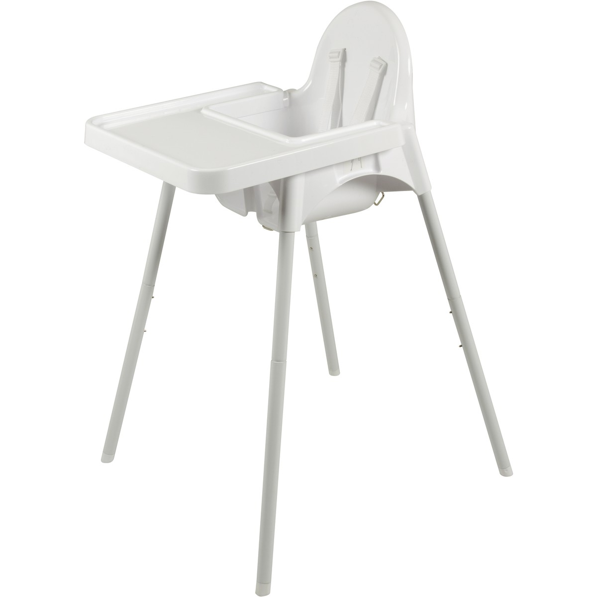 Chair High Chair Childcare Uno High Chair White