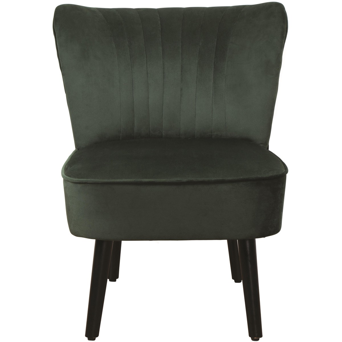 Velvet Slipper Chair Kodu Velvet Slipper Chair Emerald
