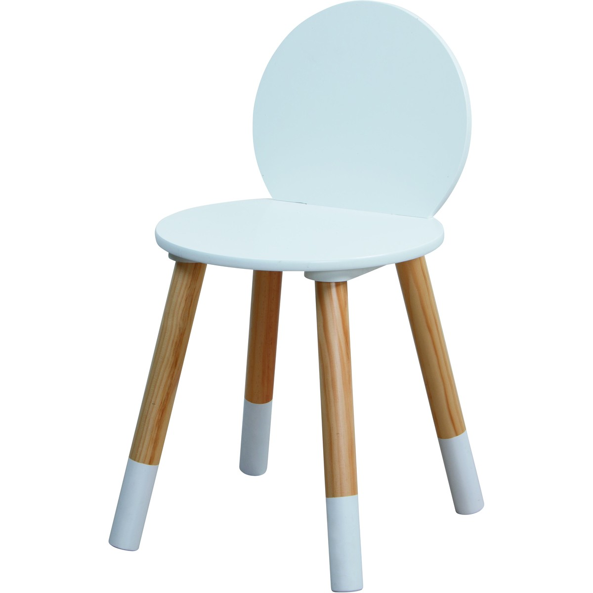Plastic Kids Chairs Kodu Kids Chair White