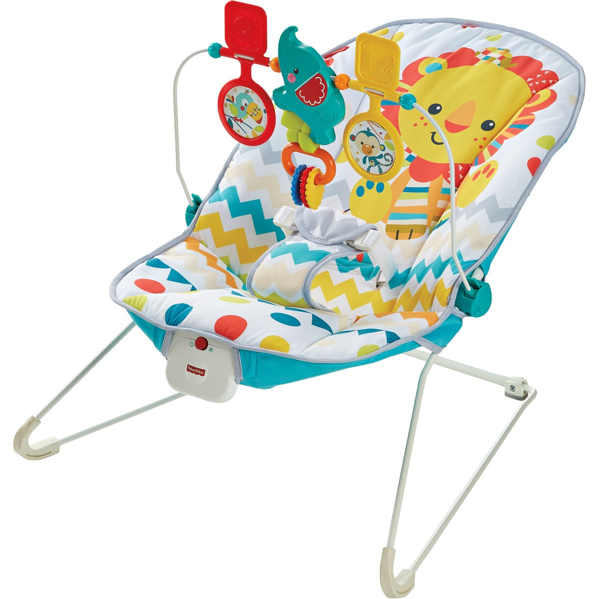 Fisher Price Baby Chair Fisher Price Colourful Carnival Bouncer