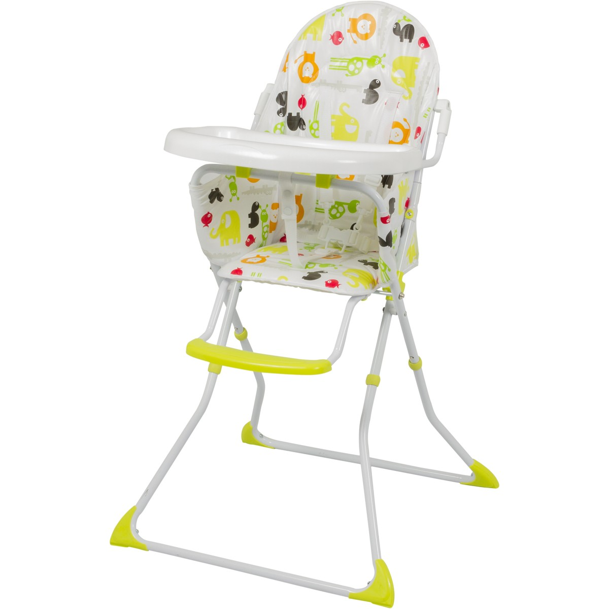 High Chairs Dymples High Chair Amazon Animals Big W