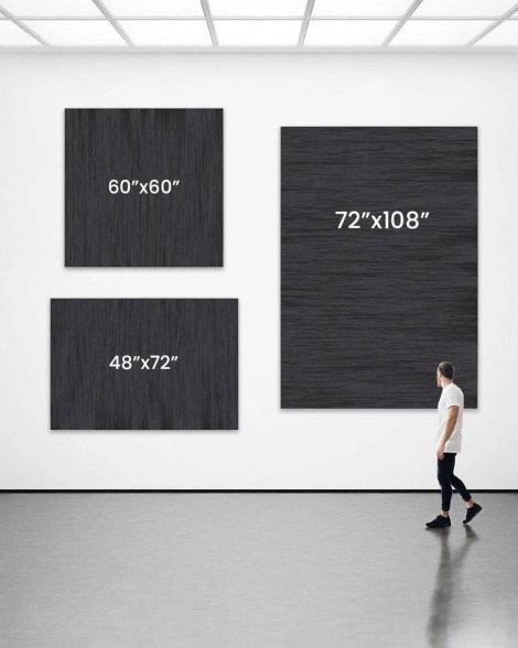 Big Wall Decor Huge Sizes Biggest Big Massive Oversized Large Gigantic Giant Artwork Art for Modern Spaces and Home Decor