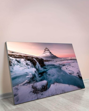 Giant-Kirkjufell-Sunsest-Wall-Décor