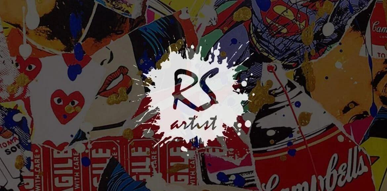 Artist Large Pop Wall Art