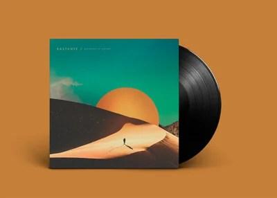 Bastante Album Cover Artwork Fran Rodriguez