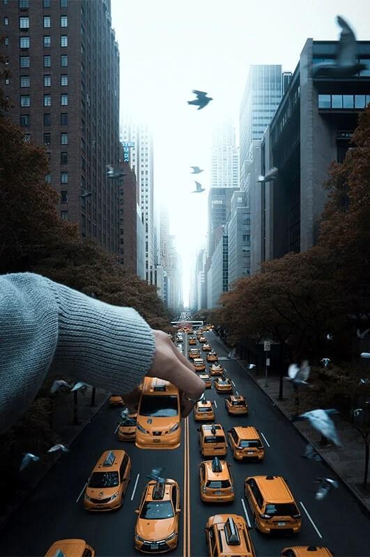 Large Street Urban Photography Ivan Wong