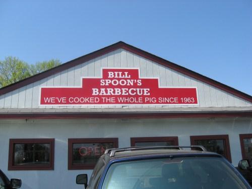 Bill Spoon's Barbecue