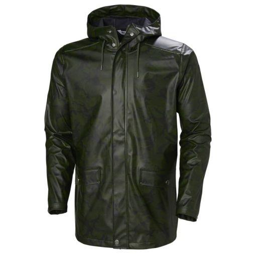 Helly Hansen Mens Moss Rain Coat