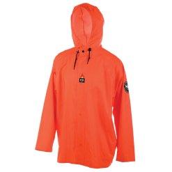 Men's Orange Stretch sailing Jacket