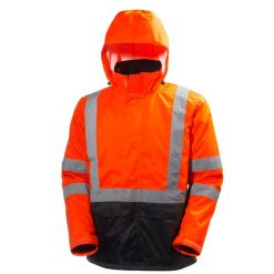 helly hensen Men's orange hi viz Shell Jacket