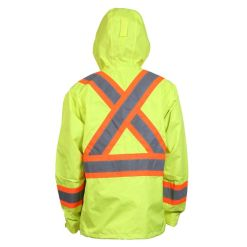 Men's yellow Alta Shelter Jacket