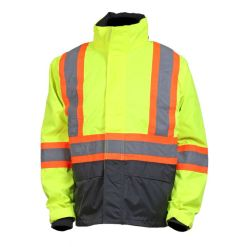 Men's hi viz Alta Cis Jacket