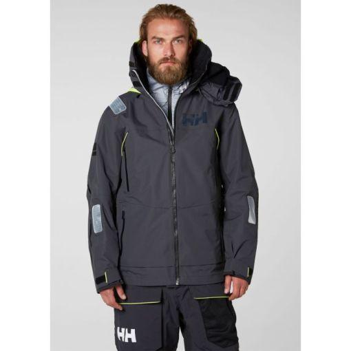 Helly Hansen Mens Aegir Race Jacket