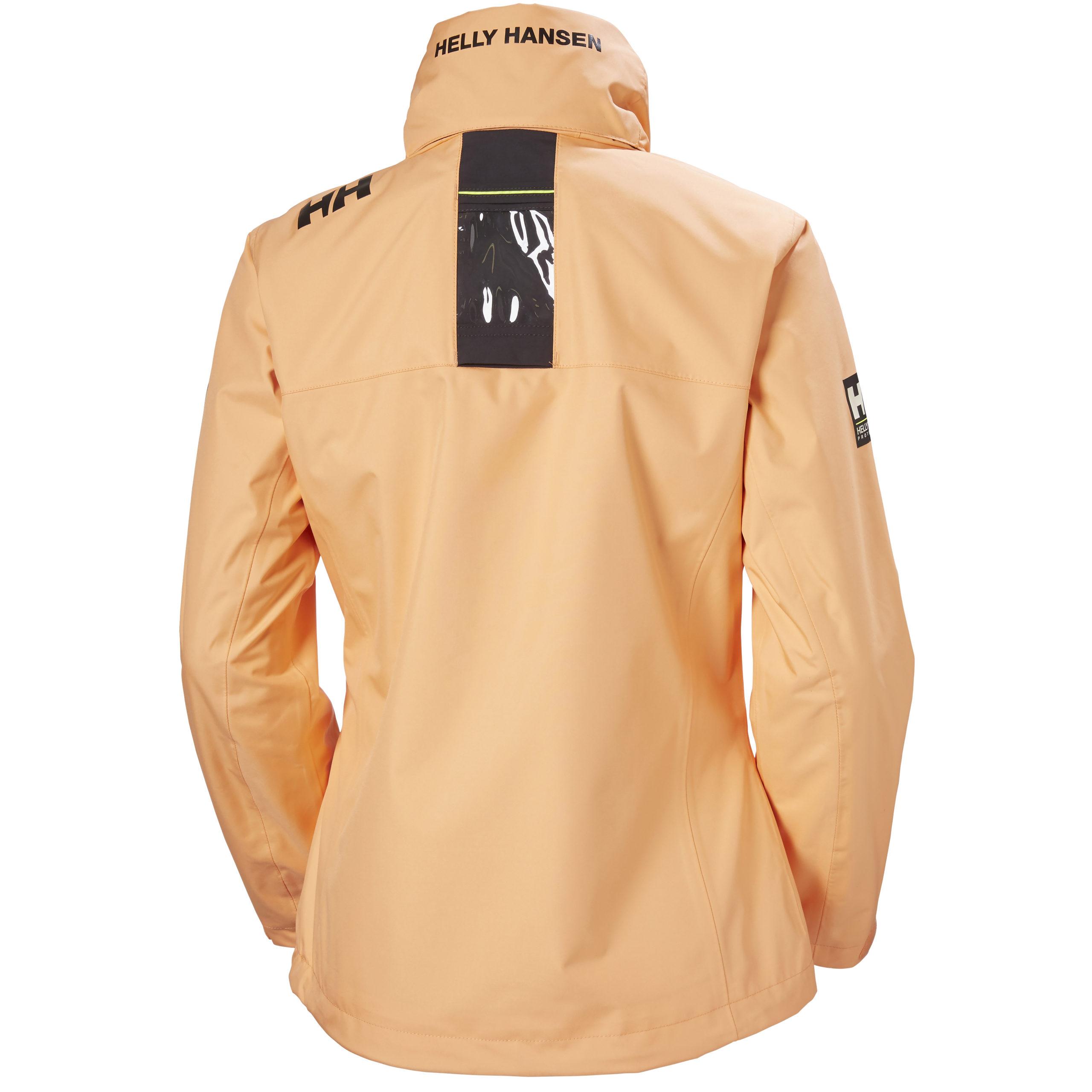 Helly Hansen W Crew Hooded Midlayer Jacket Blouson De Sport Femme