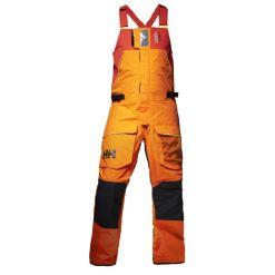 Women's blaze orange Skagen Bib