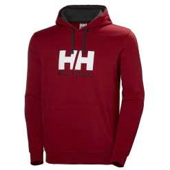 Helly Hansen Mens Crew Series HH Logo Hoodie