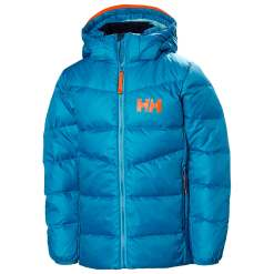 Helly Hansen Junior  Mountain Isfjord Down Mix Down Jacket