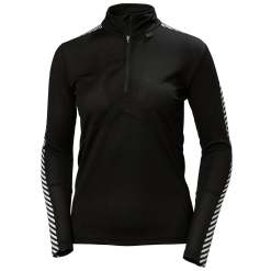 Helly Hansen Womens HH Lifa 1/2 Zip Longsleeve Baselayer