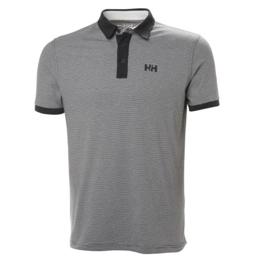Men's grey Fjord Polo t-shirts
