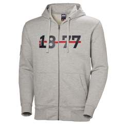 Helly Hansen Mens Norse Collection 1877 Fz Hoodie