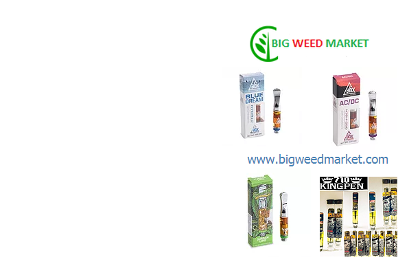 Buy THC Vape Oil Cartridges Online