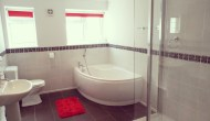 Large Bathroom at The Old Coach House, York, Large Holiday for Group Accommodation, Hen Parties and Celebrations