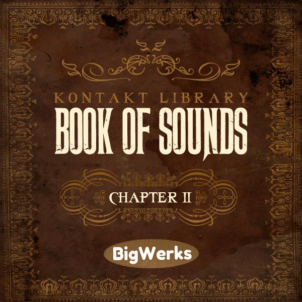 Book Of Sounds II Kontakt Library 1