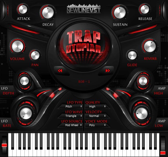 Trap Utopian plug-in 2