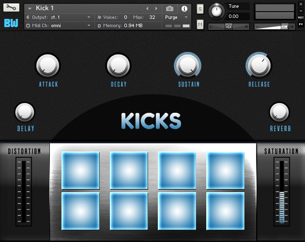 Unorthodox 808s & Drum kit Kontakt Bundle 3