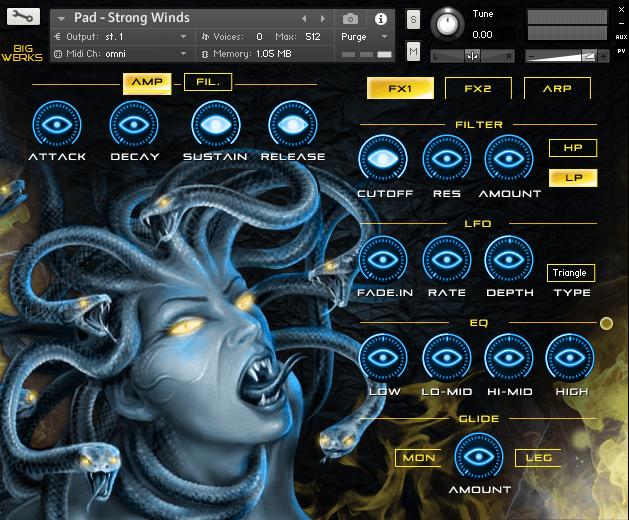 Dark Energy Kontakt Library -  #1 For High Quality Sounds Trap|R&b|Hip Hop|EDM|Cinematic|VST 2