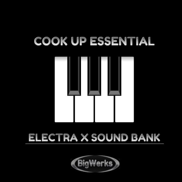 Cook Up Essentials - Electra X 1