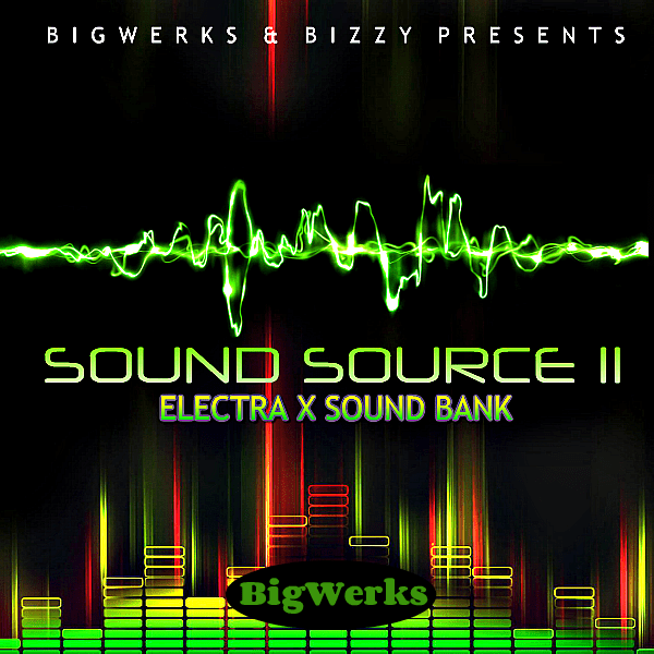 Sound Source II - Electra x 1