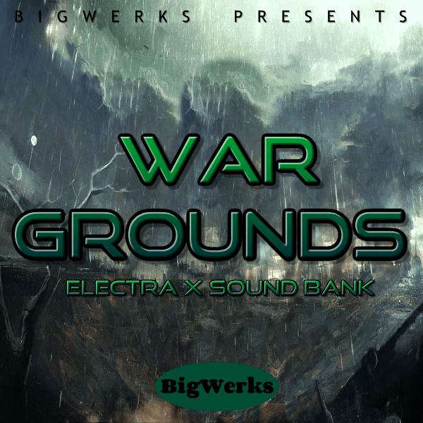War Grounds - Electra X 1
