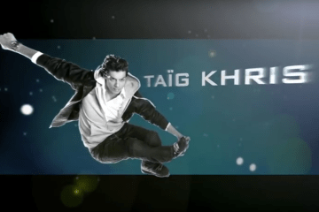 Legendary Vert Skater Taïg Khris Showreel, He Has Done It All