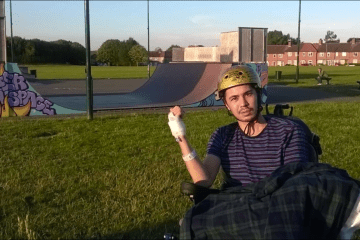 suttonguardian.co.uk: Rob Glanville who Suffered Serious Brain Injury Launches Initiative