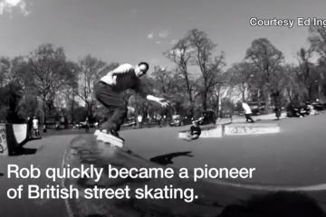 bbc.com: Street Skater Starts Helmet Campaign After Brain Injury