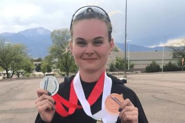 mcall.com: McKenzie Browne Headed To World Championships Again