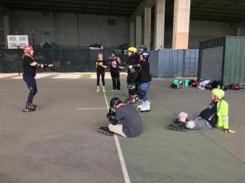 Skate IA Instructor Training