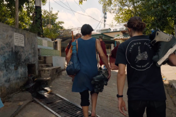 The Second Teaser for Blading Burma by Dom West