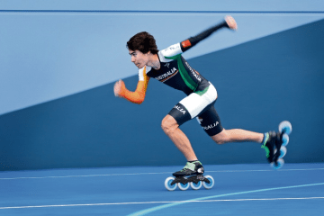 communitynews.com.au: Bassendean Teen Selected as Australia's Sole Inline Speed Skater at 2018 Youth Olympic Games