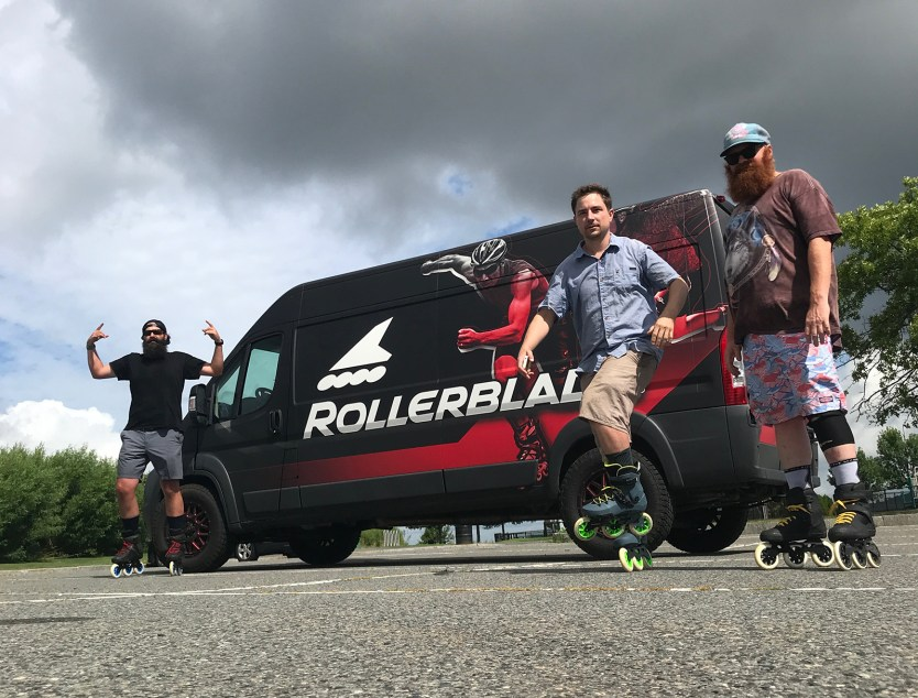 Rollerblade 10K Boston